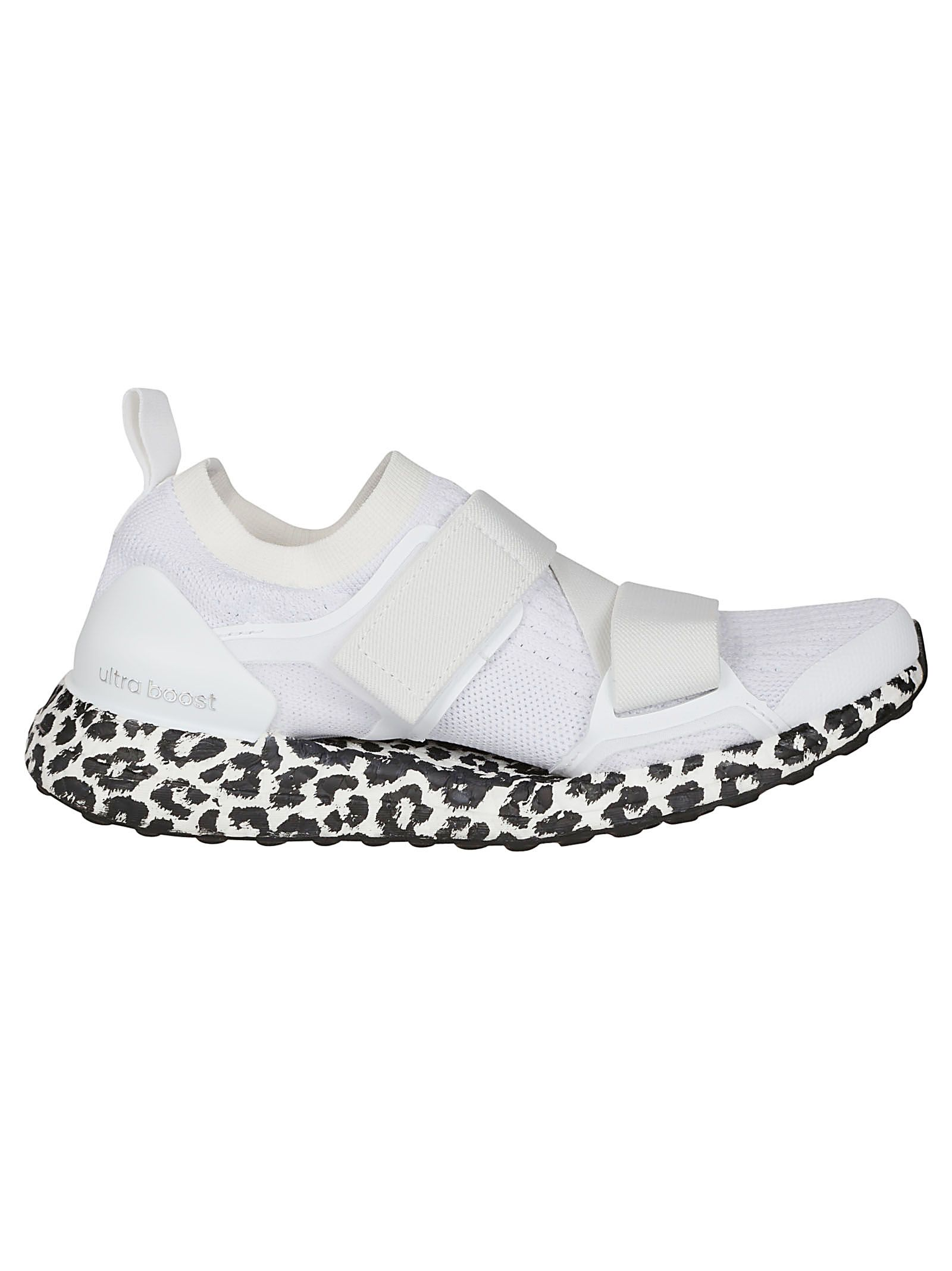 ADIDAS BY STELLA MCCARTNEY WOMEN'S AC7548 WHITE POLYESTER SNEAKERS